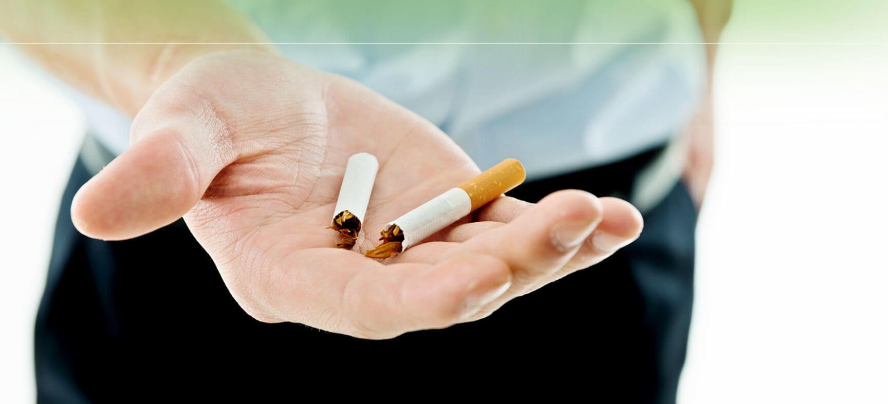 Урок некурения: как бросить курить