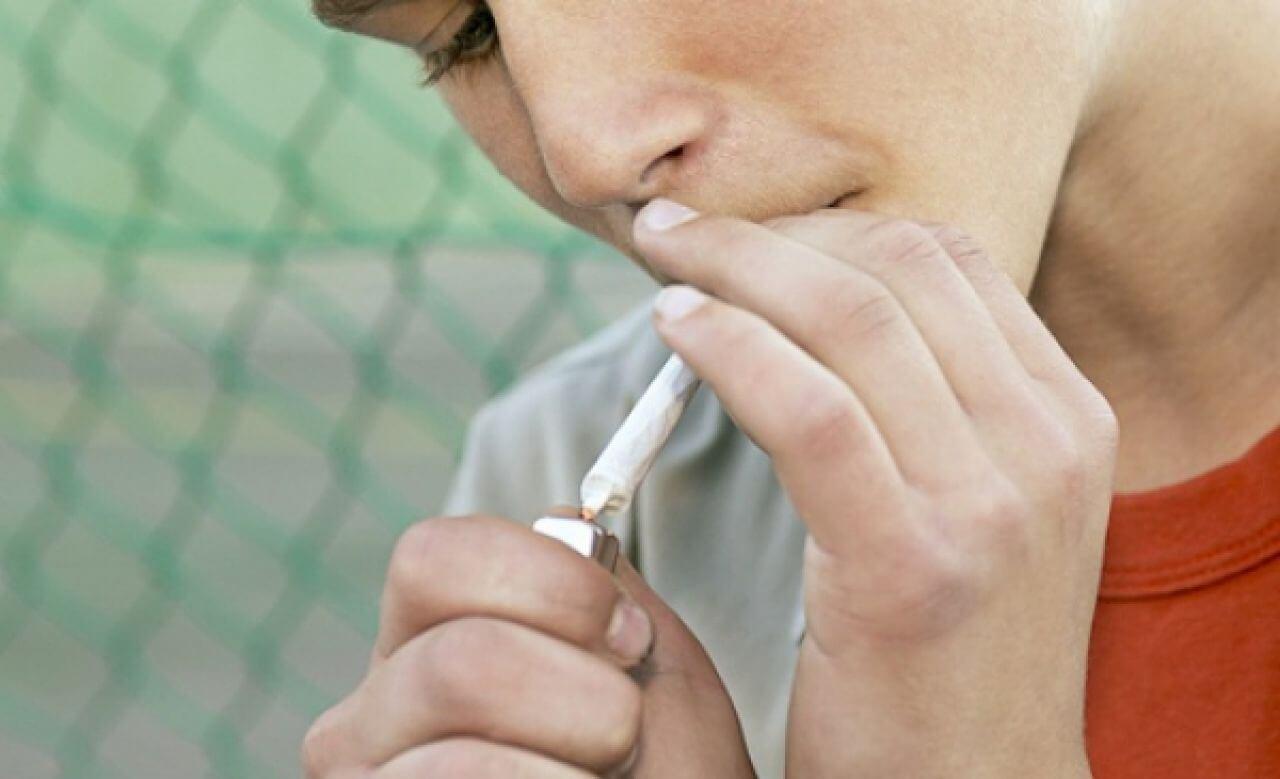 Борьба с курением школьников